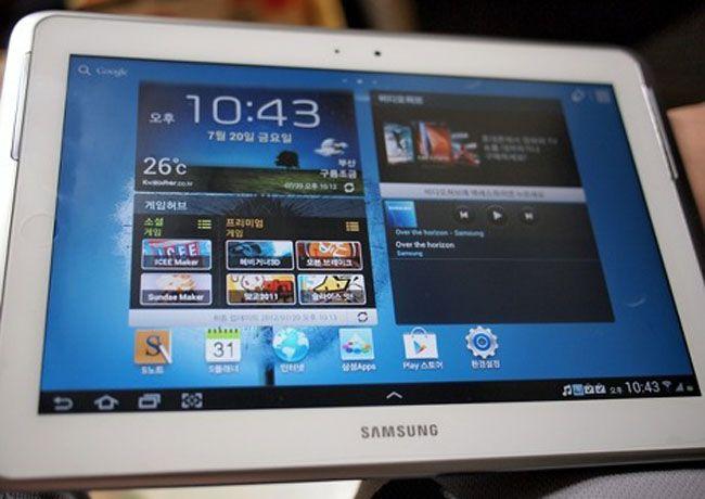 Se confirman nuevas características del Galaxy Note 10.1: 2GB de RAM y procesador de 4 núcleos a 1.4GHz http://www.xatakandroid.com/p/86037