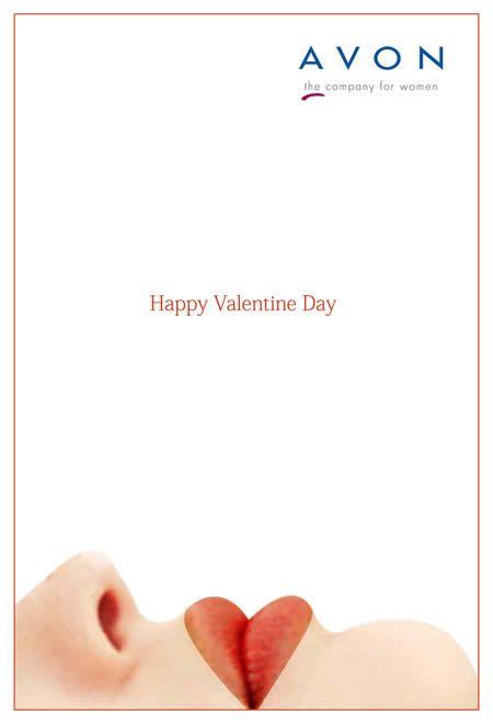 valentine's day advert
