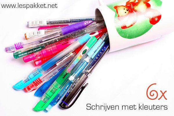 6x schrijven met kleuters - jufBianca.nl - naam schrijven - schrijven bij je tekening - boek maken -betekenisvol