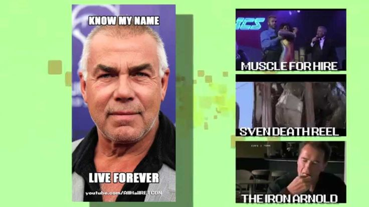 Know his name and live forever!  Everything you need to know about Sven-Ole Thorsen in under 90 seconds!