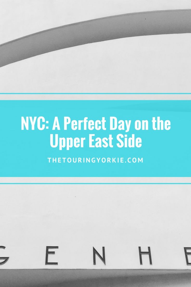 Things to do in the Upper East Side of New York. Includes architecture, restaurants, Central Park and the Met and the Guggenheim.