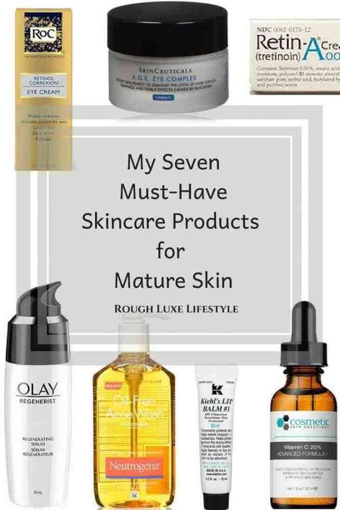 Must Have Skincare And Beauty Products For Women Over 50 Cindy Hattersley Design Antiagingroutine Skin Care Natural Hair Mask How To Grow Eyebrows