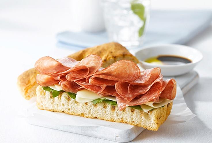 Italian Focaccia: Recipe