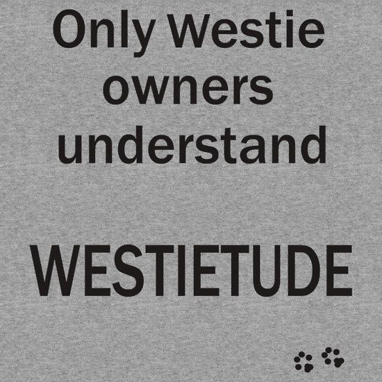 WESTIETUDE by misslouiselucy