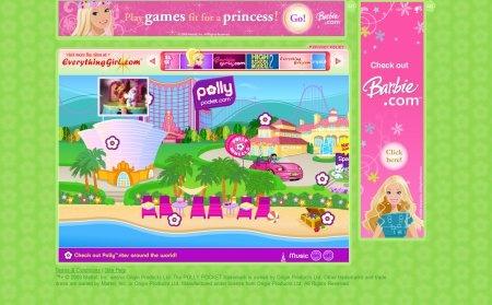 Jogos da Polly - Fun Games and Activities for Girls