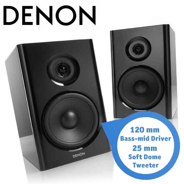 Zwarte speakers