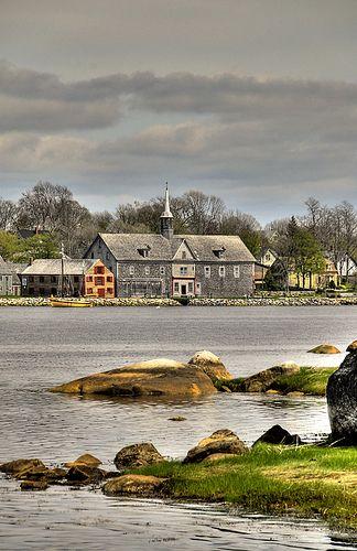 Shelburne, Nova Scotia, Canada°°