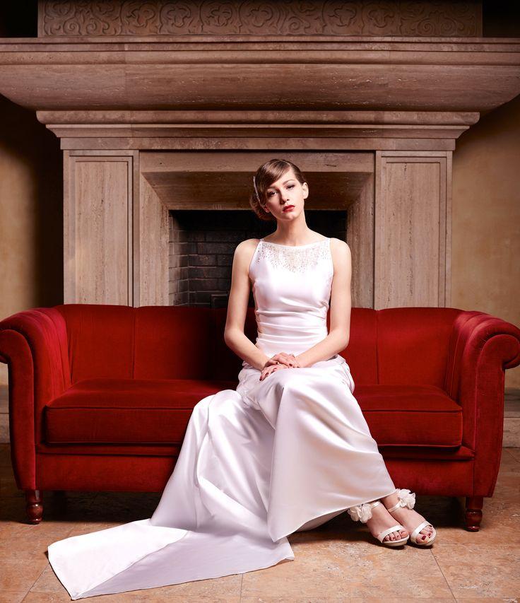 Alisa wedding dress Grace