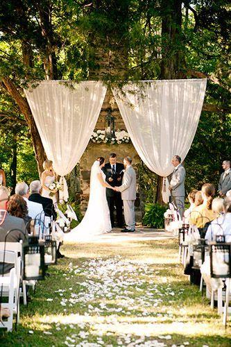 36 Best Wedding Arch Alternatives Images On Pinterest