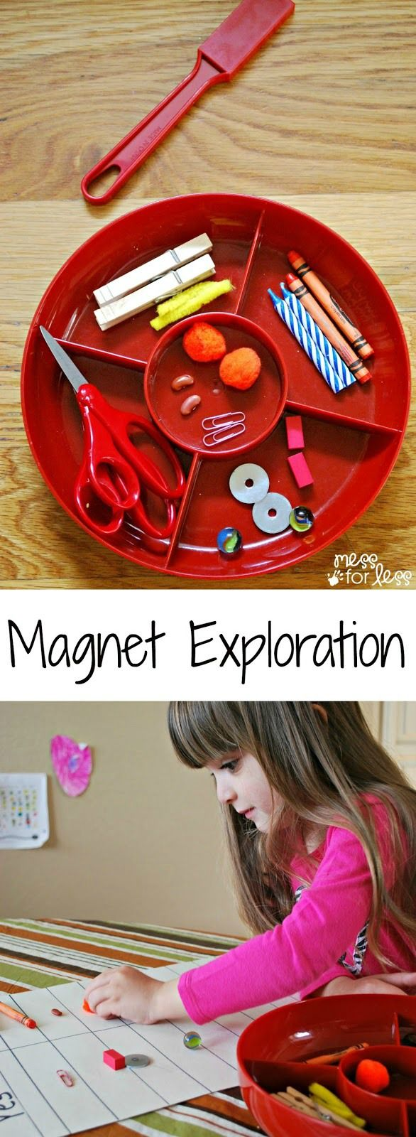 40 Fun Magnet Experiments and Play Ideas - Teach Beside Me