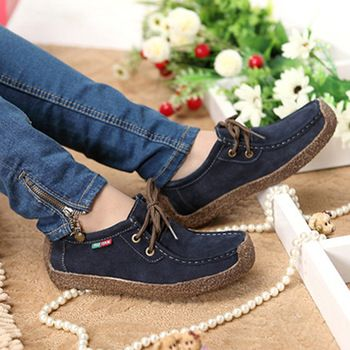 Hot Sale 2017 Summer Warm Women Flats Leisure Solid Comfortable Women Casual  Shoes New Fashion Wild