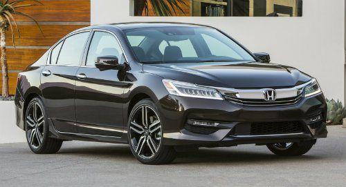 Honda Accord 2016 nhỏ nhưng mà có võ