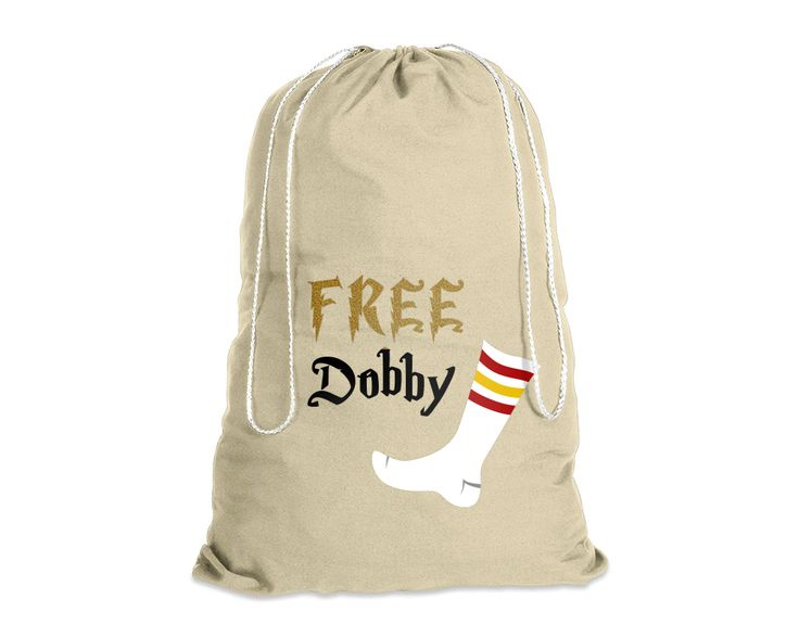 Free Dobby Sock SVG File Cutting Template - Designed by Geeks