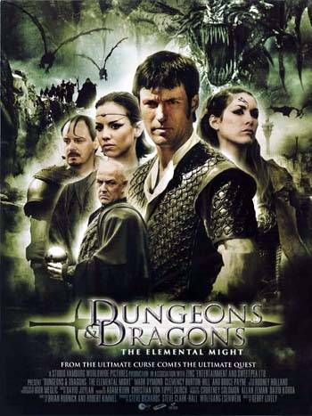 The Dungeons and Dragons Movies