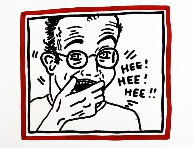 Häufig 3258 best Keith Haring images on Pinterest | Keith haring, Keith  IJ73