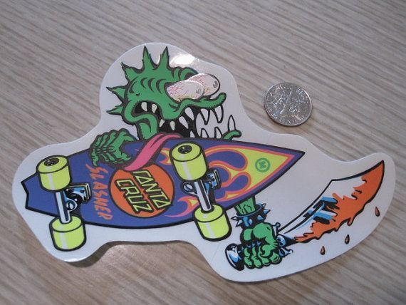 I had this sticker long ago
