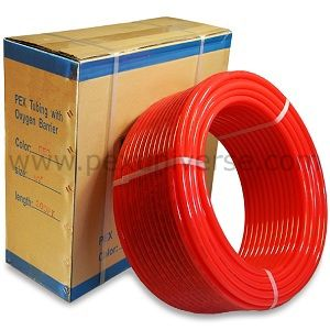"1"" x 100ft PEX Tubing with Oxygen Barrier"