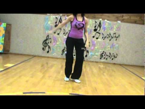 Zumba Warm Up - T: Sharon Kuzma - M: Higher (Taio Cruz)