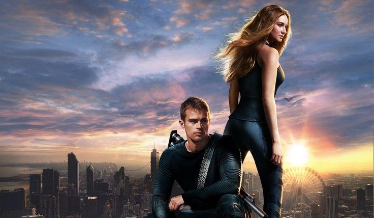 Tobias and Tris <3