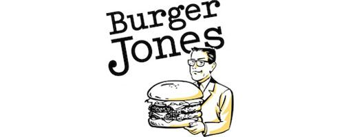 Burger Jones Logo