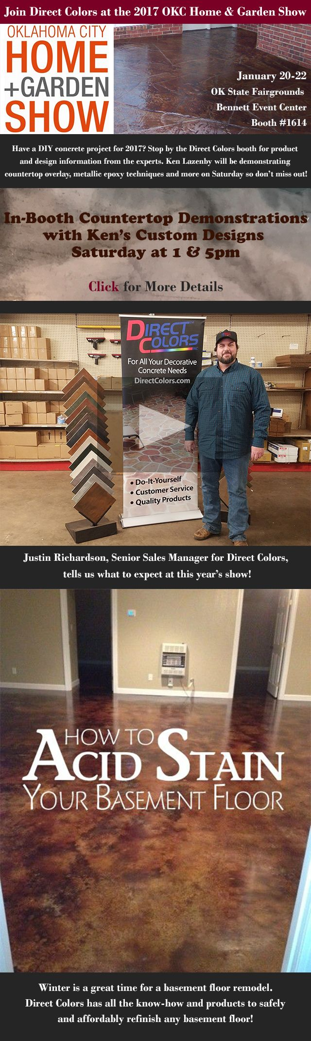 Color booth online - Check Out The Latest Direct Colors Design News Includes The Details About The Upcoming Okc Home