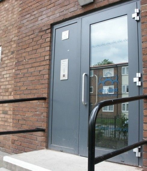 At Homes Social Housing Fenestration Specialist Total Glass Ltd Will Be Displaying Its Award Winning High Security Communal Entrance Door That Has Already