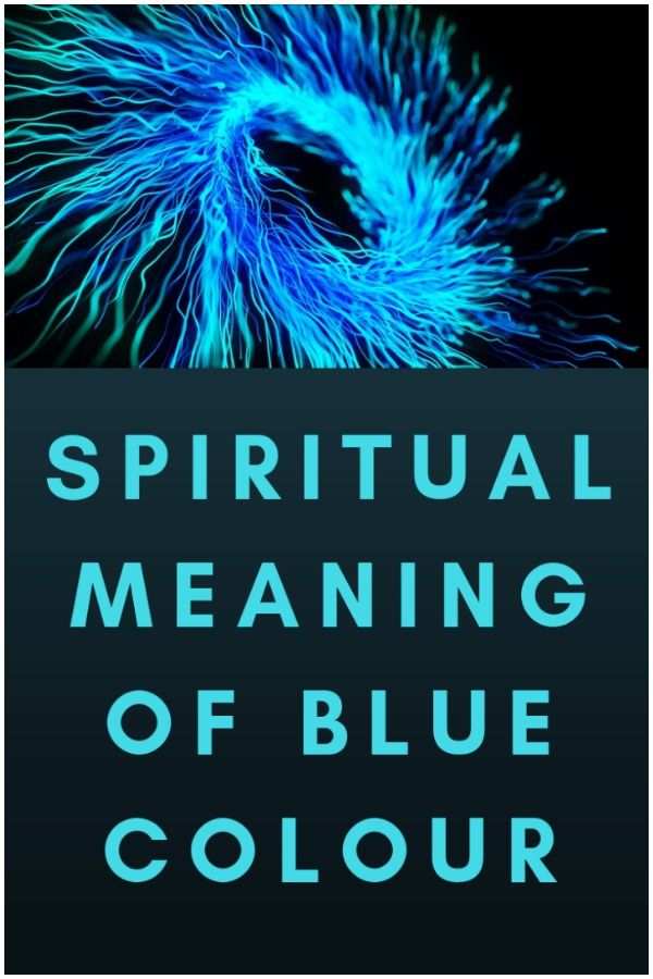 Spiritual Meaning of Colors - Blue, Yellow, Violet, Red