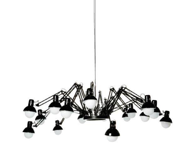 Lampade a sospensione: Lampada Dear Ingo da Moooi  #design #interiordesign #inspirations