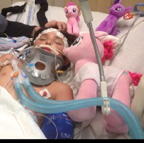 This boy was bullied for liking My Little Pony. He tried to kill himself and is now in a coma. REPIN for him.