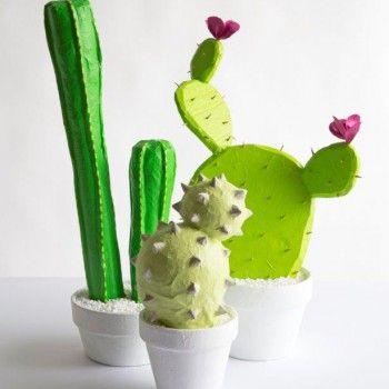 David Stark DIY Cacti for DesignSponge