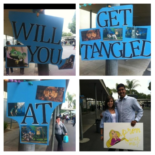 97 best prom asking images on pinterest dance proposal prom asking someone to prom disney style ccuart Images