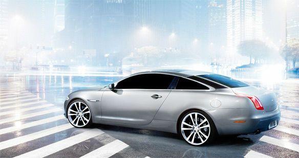 2015 Jaguar XJ Silver...