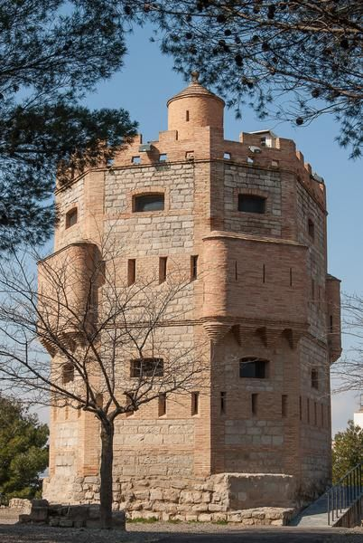 Torre Monreal, Tudela, Navarra, Spain