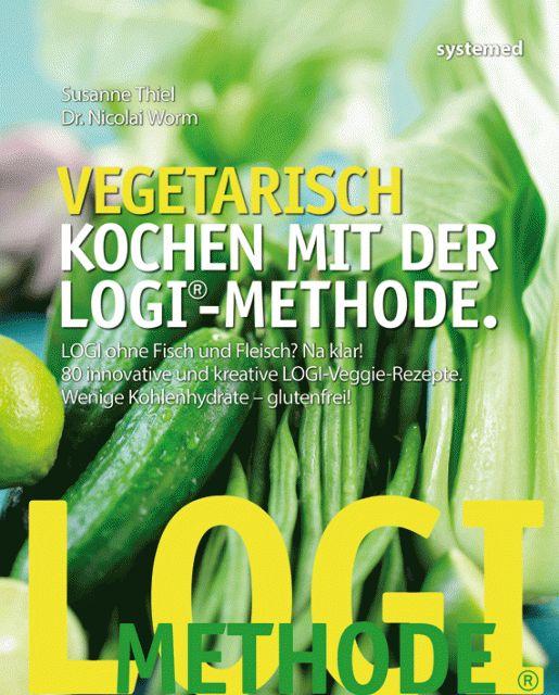 Vegetarisch kochen mit der LOGI-Methode. #LOGI #LowCarb