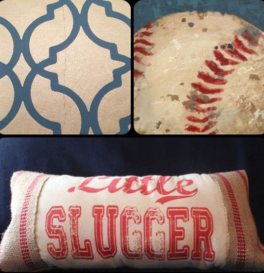 Vintage Baseball Nursery Inspiration