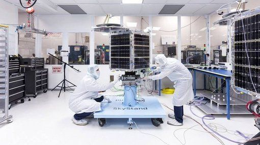 How Low-Cost Space Cameras May Open Up Satellite Data