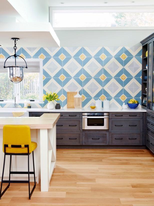 414 best images about kitchen on pinterest decorating kitchen atlanta homes and southern living - Design your own backsplash ...