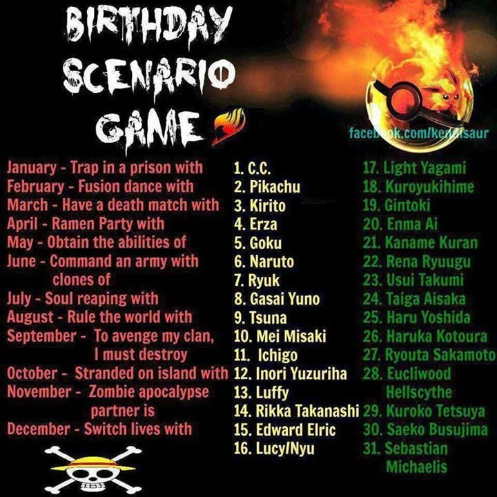 I'll have a death match with Luffy. Yeah, I'm going to die because he's too determined to win.