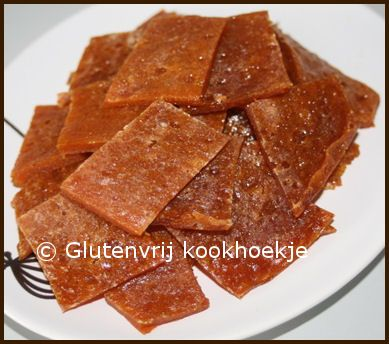 Abrikozenleer | Het Glutenvrije Kookhoekje