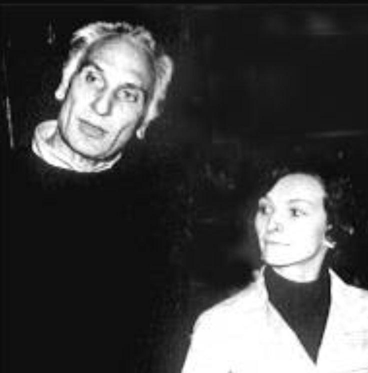 Marco Pannella e Emma Bonino alleati politici di spicco  e grandissimi amici