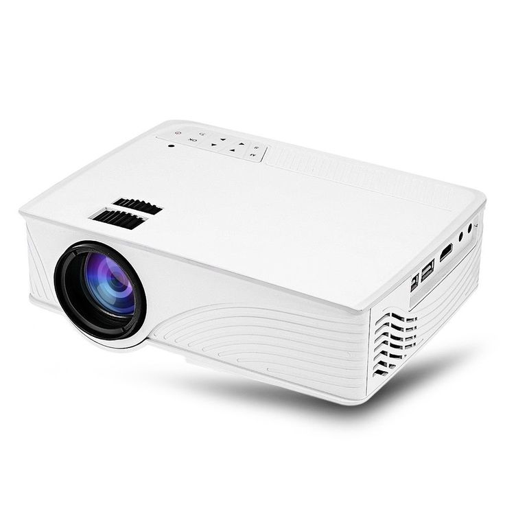 Home Theater Portable Mini LED Projector 2000 Lumens Home Cinema Theater Full HD #homecinemaprojector