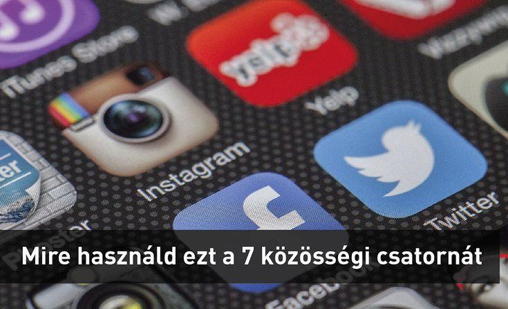 A tartalommarketing kulcskérdése a terjesztés.. Ezért szükséges a közösségi csatornák ismerete, hiszen itt a legolcsóbb a cikkeid népszerűsítése.  #design, #chatbot, #infoartnet, #cegarculat, #tartalommarketing, #marketing