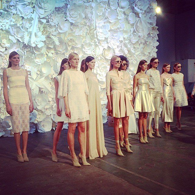 Bizuu s/s 2015 fashion show