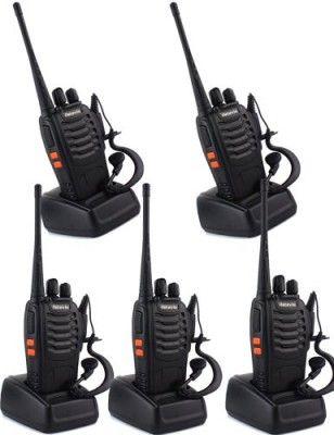 Rádio Retevis H-777 Super Quality Walkie Talkie UHF 400-470MHz 5W CTCSS/DCS 16CH Single Band With Earpiece Flashlight Two Way Radio Hand Held Mobile Ham Amateur Radio Transiver Black 5 Pack #Rádio #Retevis