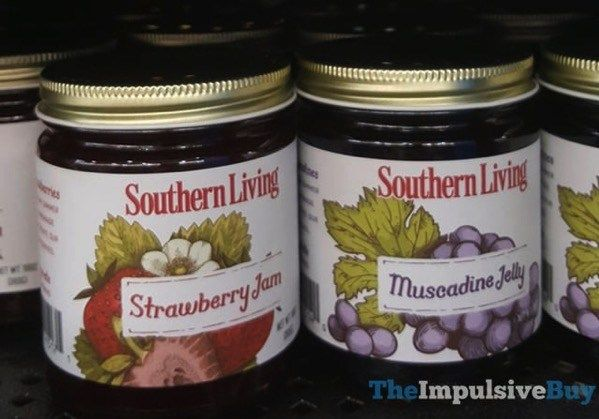 Southern Living Strawberry Jam and Muscadine Jelly.jpg