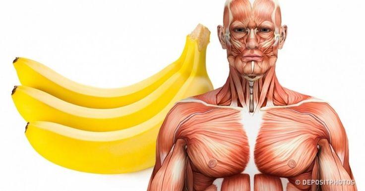 Τι θα συμβαίνει στο σώμα σας εάν τρώτε 2 ώριμες μπανάνες κάθε μέρα για ένα μήνα Crazynews.gr
