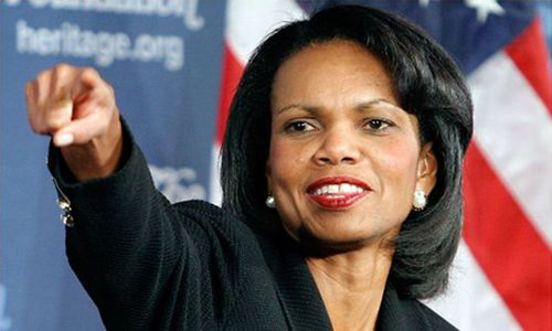 Condoleezza Rice leads poll to take Barbara Boxer's seat