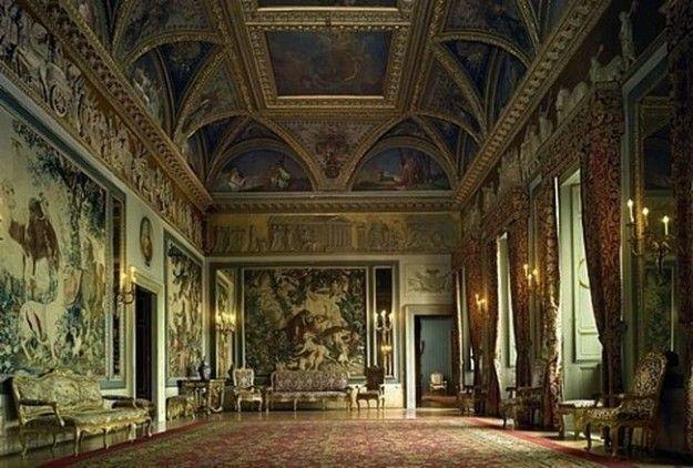 Palazzo del Quirinale, Roma, Italy, where the President of Repubblica lives