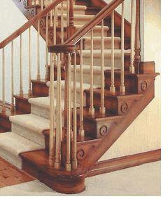 Stair Tread Brackets | Buy Online Direct | Wood U0026 PVC