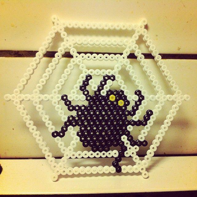 Halloween hama perler beads by creative_girl_dk
